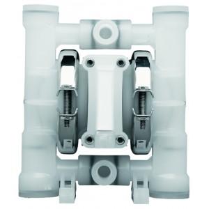 00-10026: 1/4 Wilden Pump, PVDF/PVDF/ WIL-FLEX